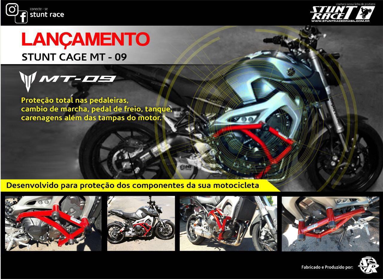 STUNT CAGE - MT 09